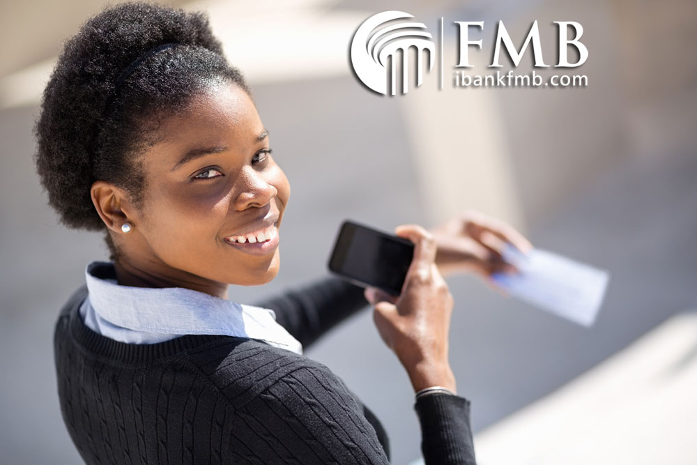 How To Use FMB's Mobile Deposit